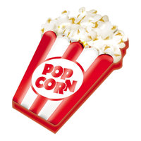 Luchtbed Popcorn