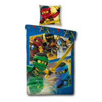 Dekbedovertrek Lego Ninjago