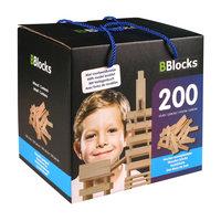 BBlocks bouwplankjes, 200dlg.