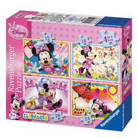Minnie Mouse, 4in1
