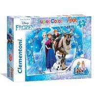 Clementoni Vloerpuzzel Disney Frozen, 40st.