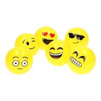Stuiterbal Emoji, per stuk