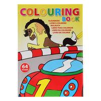 Kleurboek Volg de Puntjes