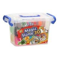 Magic Slime 3D, 12dlg.