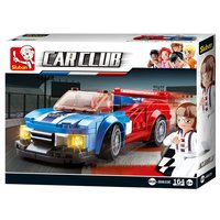 Sluban Car Club Raceauto - Butterfly
