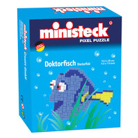 Ministeck Pixel Puzzel - Doktersvis