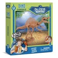 Geoworld Dino Uitgraaf Kit - Spinosaurus Skelet