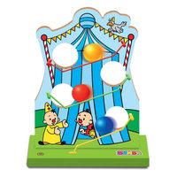 Bumba Circusbaan met 3 Ballen