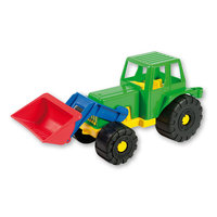 Tractor met Voorlader