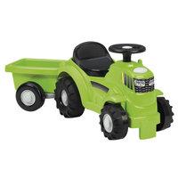 Ecoiffier Tractor met Aanhanger