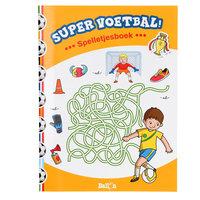 Spelletjesboek Super Voetbal