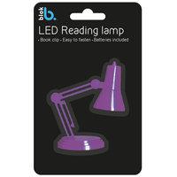 Leeslamp LED - Paars