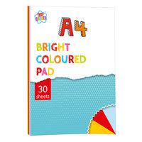 Heldere Kleuren Papier A4, 30 Sheets