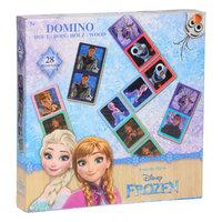 Houten Domino Frozen