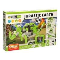 Engino STEM Heroes - Jurassic Gemotoriseerde Dino's