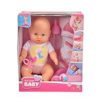 New Born Baby met Kleding