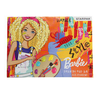 Barbie Schetsboek A4