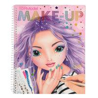 Create your TOPModel Make-up Tekenboek