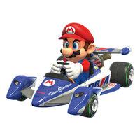 Pull Back Super Mario Raceauto - Mario