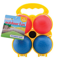 Outdoor Fun Jeu de Bouleset, 5dlg.