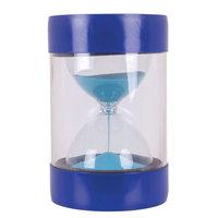 Kruk met Zandloper Blauw - 5 minuten