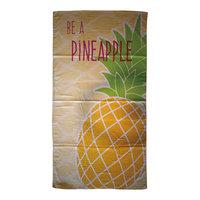 Strandlaken Ananas, 170x90cm