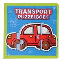 Puzzelboek Transport