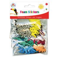 Foam Stickers - Dinosaurus