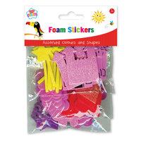 Foam Stickers - Prinses