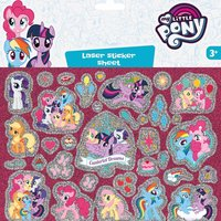 Totum My Little Pony Laser Stickers