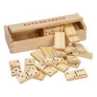 Blank Houten Domino