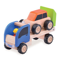 Wonderworld Houten Mini-Transporter