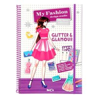 My Fashion Design Studio - Glitter & Glamour