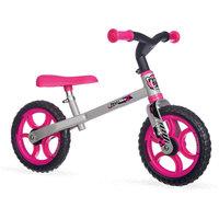 Smoby Mijn Eerste Loopfiets - Roze
