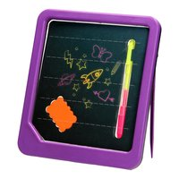 Tekenbord Neon Glow met Stift en Spons