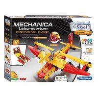 Clementoni Wetenschap & Spel Mechanica - Vliegtuigen