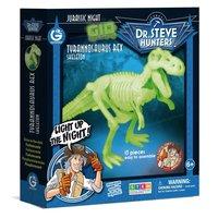 Geoworld Glow in the Dark Bouwset - Tyrannosaurus Rex