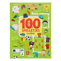 100 Spelletjes Voetbal