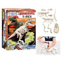 Wetenschap & Spel Archeospel - T-Rex Fluo