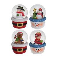Waterbal Kerstfiguur