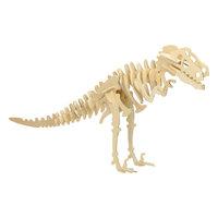 Maak je eigen Houten 3D T-Rex