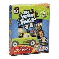 In Your Face - Smash Joke Grappen Set