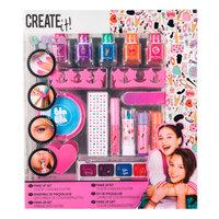 Create It! Make-up Set Color Changing & Glitter, 14dlg.