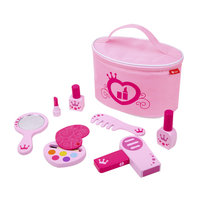 Classic World Houten Make-up Set, 11dlg.