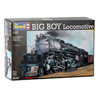 Revell Big Boy Lokomotief