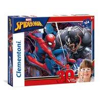 Clementoni 3D Puzzel Spiderman, 104st.