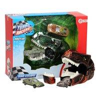 Lanceerspel Dino met Auto's