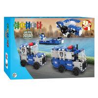 Clics Hero Squad - Politie