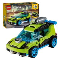 LEGO Creator 31074 Raketrallyauto