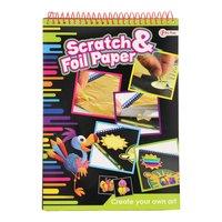 Scratch en Foliepapier
